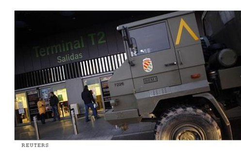HUELGA DE CONTROLADORES ESPAÑA DECRETO INCONSTITUCIONAL