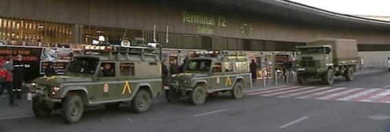españa militarizada huelga controladores